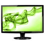 """Philips 20''w E-line HD+ LCD 20.1"""" Black"""